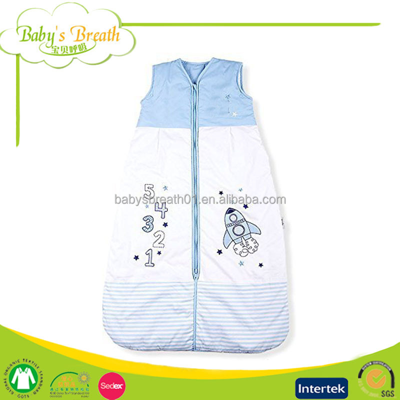 BSB006 Eco Cotton Baby Sleeping Bag
