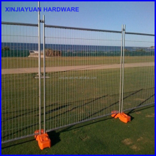 Australian type galvanized temporary fence panel hot sale