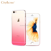 city&case Hot Sell New Design super thin colorful cell phone case for iPhone6 6plus