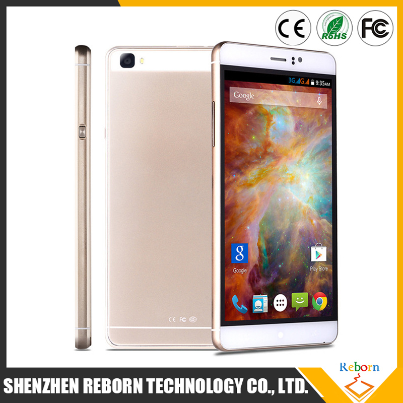 2016 cheap china quad core 3G 6 inch android 5.1 smartphone
