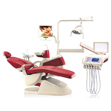 CE & FDA Dental Chair Perfect Product tool tray with 4 holders