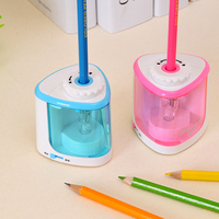 Double Modes Electric and Manual Funny Novelty Electric Pencil Sharpeners