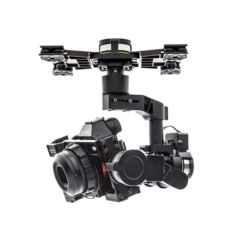 Salange Kamera Quadcopter Drohne Zenmuse Z15 A7 3D Gimbal für Sony DSLR Kamera Stabilisator für Luftbildfotografie Luftvermessung - ANKUX Tech Co., Ltd