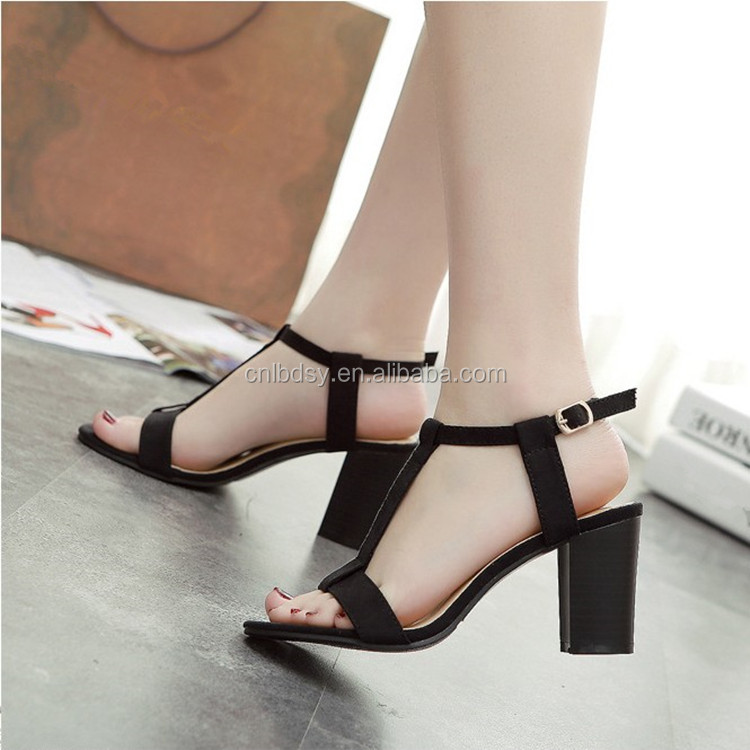 wholesale fashion high heel sandals shoes buy high