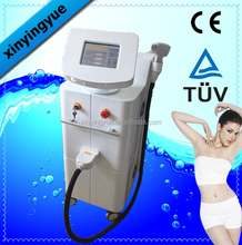 Salon Beauty Equipment Diode Laser Hair Removal Machine , Underarm Hair Removal Machine