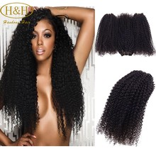 Alibaba <strong>express</strong> Wholesale Cheap 8a Price 100 brazilian virgin human hair weaving kinky curly hair extension