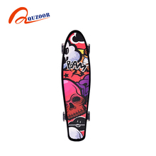Different models of new design easy taking 24 inch fish cruiser skateboard