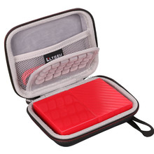 EVA Hard Case Shockproof Carrying Bag for WD 1TB 2TB 3TB 4TB USB 3.0 Portable External Hard Drive