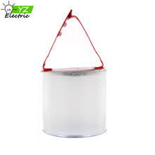Waterproof Outdoor Emergency Rechargeable LED Inflatable Solar Light Camping Lantern