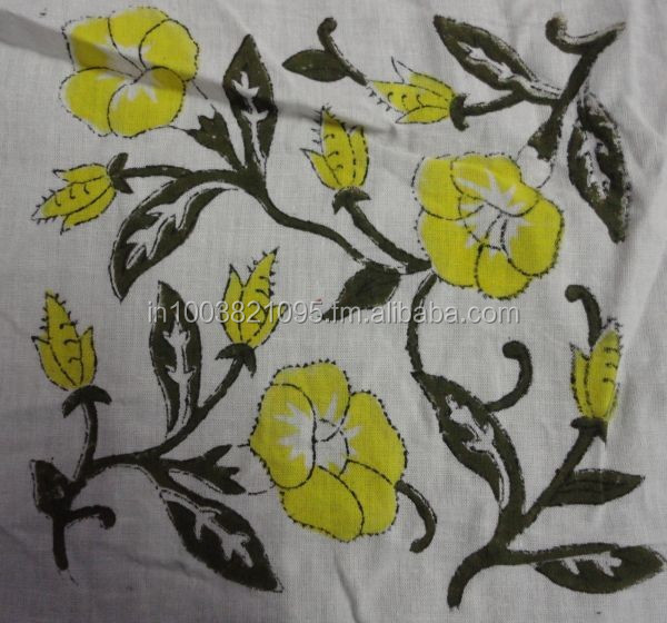 Textiles And Garments Pure Cotton Fabric Manufacture Va01