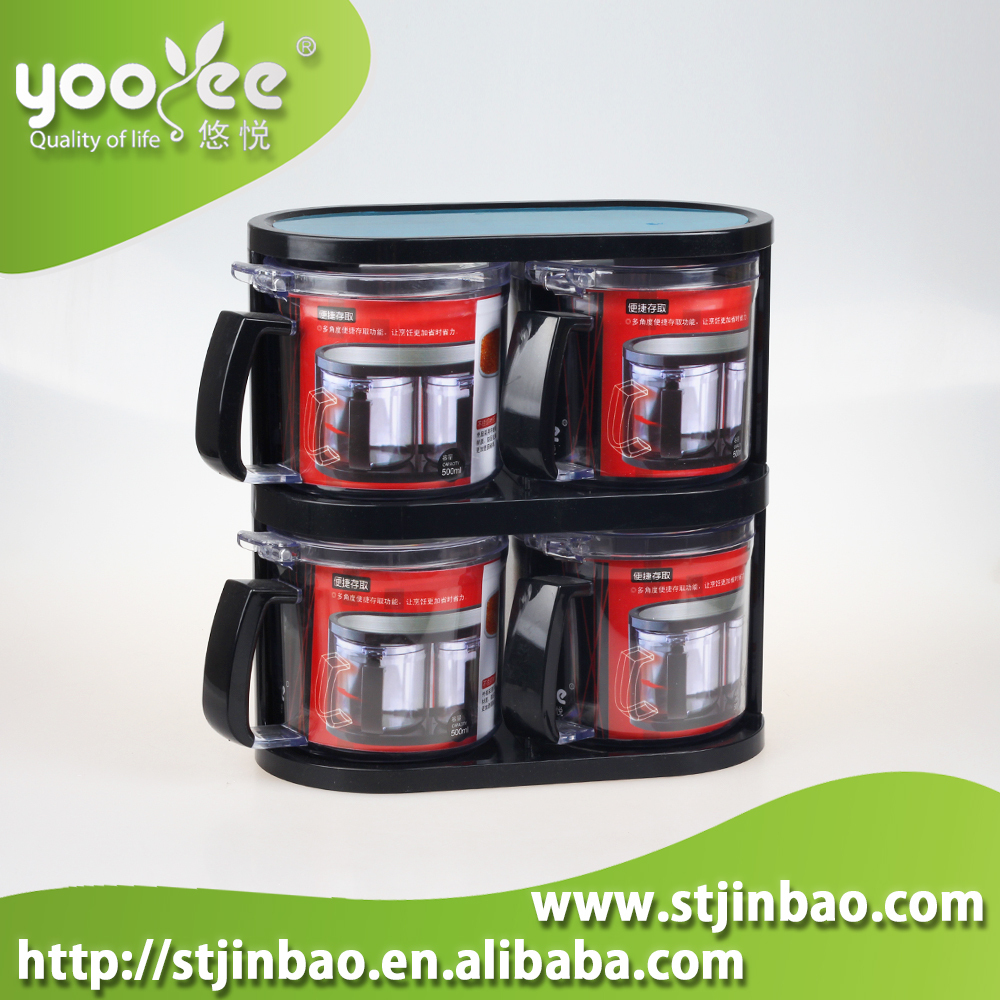 plastic spice/ ccondiment containers wholesale