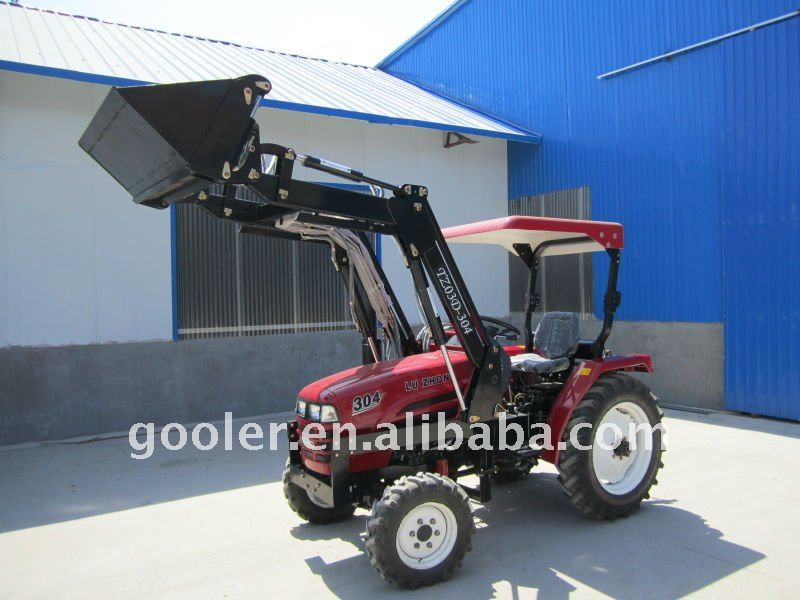 Front end loader for Japanese tractors for sale - Price