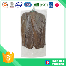 laundry store ldpe clear clothes plastic cover on roll