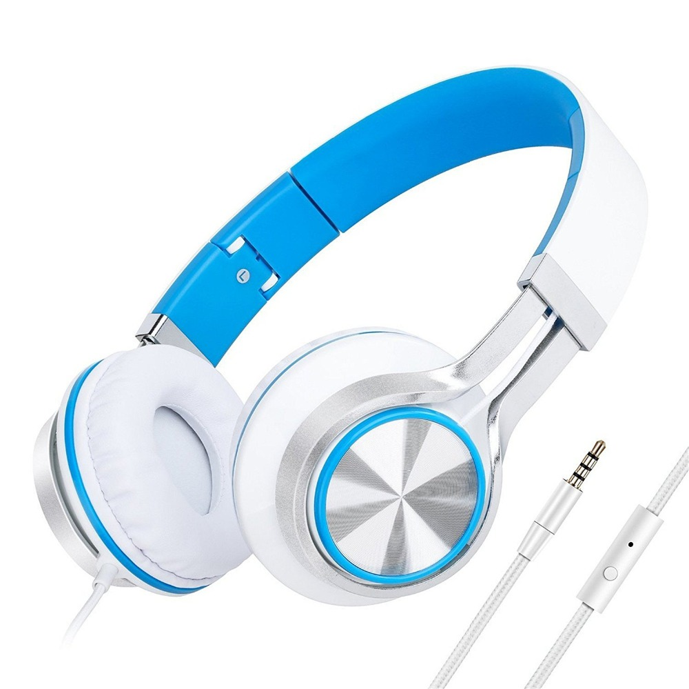 3.5mm jack promotion gift wired headphone computer headset