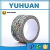 camo cloth tape with free samples hotmelt cotton waterproof alibaba suppliers new product