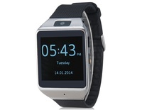 "Atongm W007 1.54"" MTK6260A Smart Bluetooth Phone Watch with Camera, SMS Reminder & Pedometer"