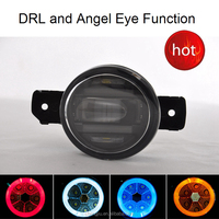 Low power consumption high brightness car accessories led fog lamp ,laser lighting for toyota yaris