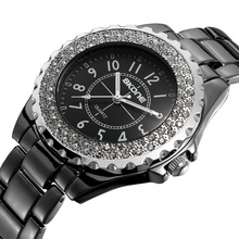Top Quality Brand Watches Woman Accessories Waterproof Advertising Wrist Watch Bling Diamonds Girl Latest Hand Watch