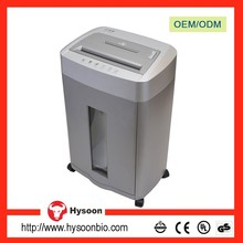 hot 5 Sheets 17L Cross cut Electric ideal paper shredder for office