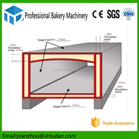 Bakery Equipment High Efficiency Automatic Tunnel