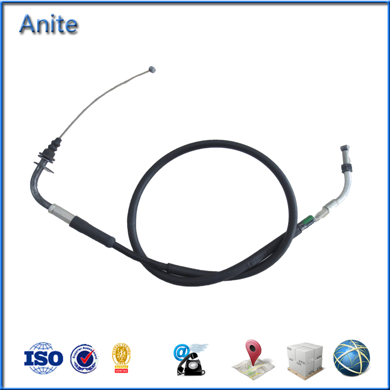 Wholesale Price Accelerator Cable For YAMAHA FZ16 Motorcycle Spare Parts Manufacture