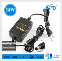 12V 2A Power Adapter for Network Switch CCTV Camera