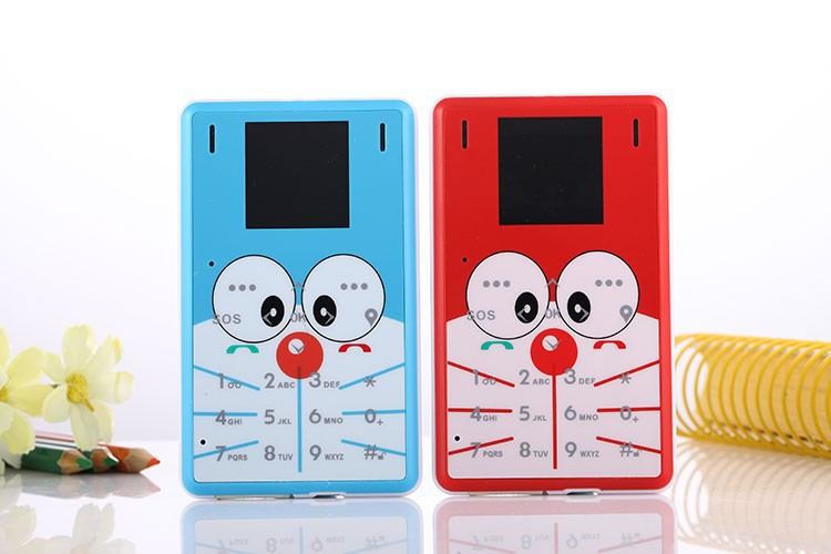 DG-M1 new 1.44inch cartoon kids mobile phone