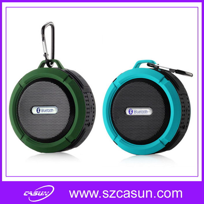 Professional mobile phone speaker with warterproof