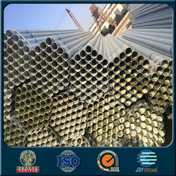 Tianjin manufacturer TSX_G3048 building materials galvanized steel pipe for greenhouse frame