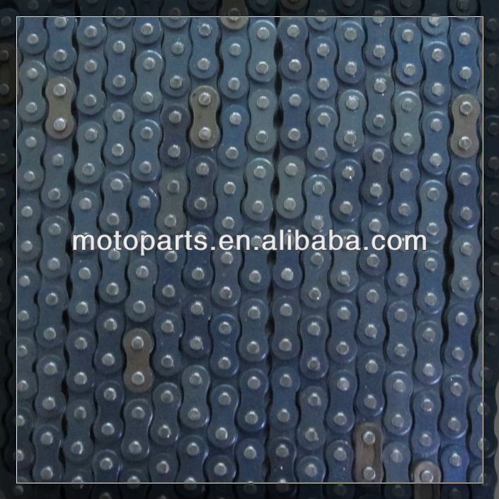 Producing High Quality Motorcycle Chain 428