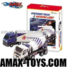 3dp-c064h Container Truck & Agitating Lorry