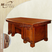 High end wooden executive office desks made in China