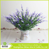 2016 high quality top sale colorful plastic artificial flower parts