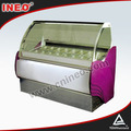 Good Look Free Standing Commercial Ice Cream Freezer/Ice Cream Showcase Freezer/Ice Cream Chest Freezer
