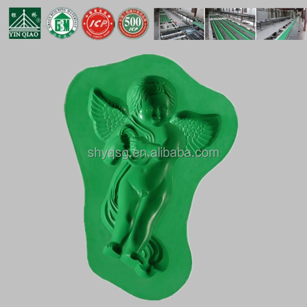 Fibreglass <strong>Moulds</strong> for Manufacturing Decorative Plaster Man Relief