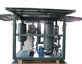 Power Equipment Insulating Oil Purifier Unit Transformer Oil Purifying Machine
