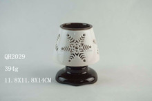 Christmas Gift Hand Painted Ceramic Table Lamp Factory
