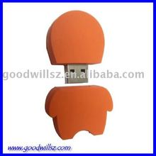 Gift Silicone USB Flash Drive / Memory Stick