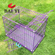 folding foldaway pet cat show cage soft carrier cage