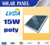 Japan market best quality 15w solar panel for hot selling in yiwu manufacture