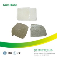 Block form 25kg/carton bubble gum base pellets