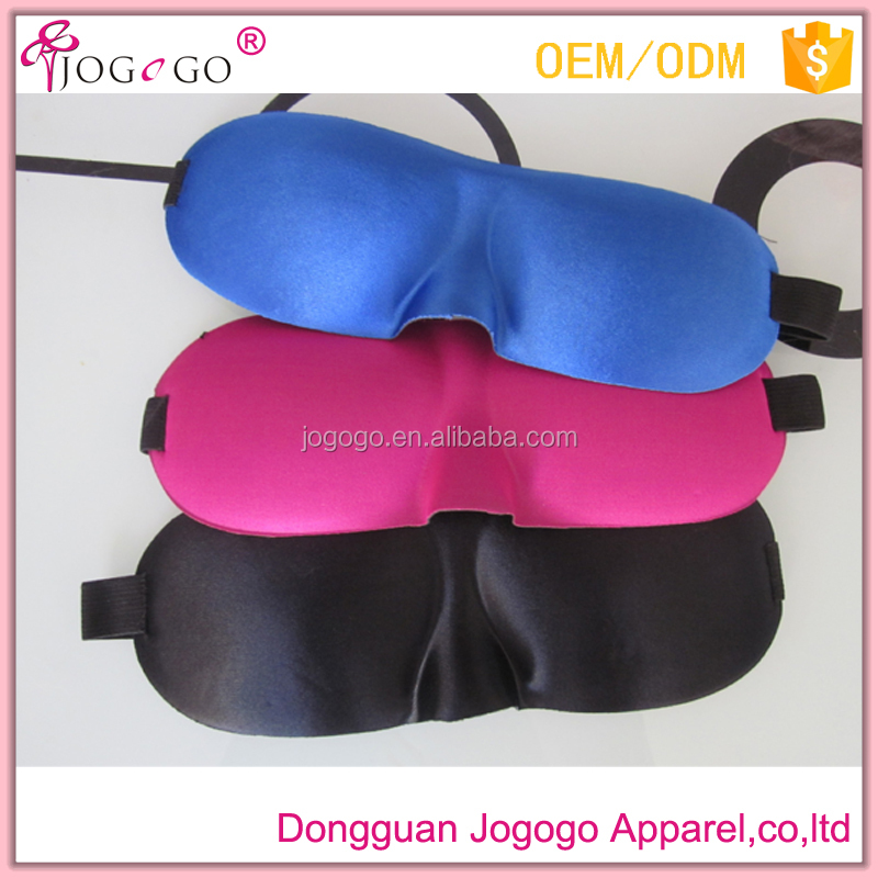 custom printing 3D sleeping eye mask travel rest eye mask