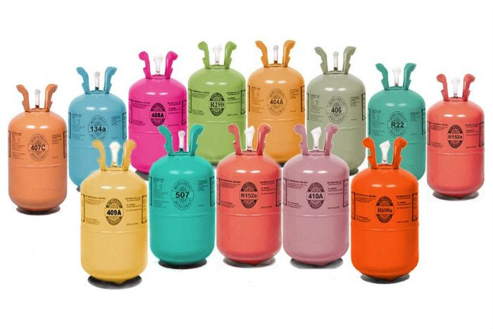 wholesale price and high quality of replace r22 refrigerant gas r134a