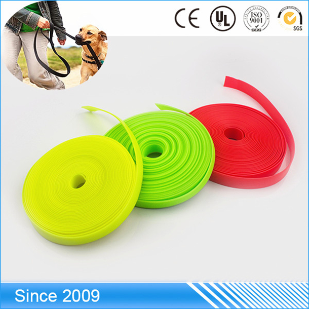 fashional product fadeproof synthetic material elastic polyester webbing for bags