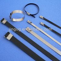china JINGU 20 Year's production, CE Certificate, win the tender Nylon CABLE Tie