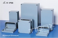 2015 high quality China supplier offer extruded Aluminum Enclosure