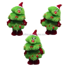 Christmas Dancing trees with Led Light-up