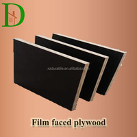 New building construction materials /film faced plywood