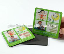2012 factory marketable gifts-----lovely 3D EVA cup coaster