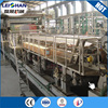 Fluting liner paper making machine, head box